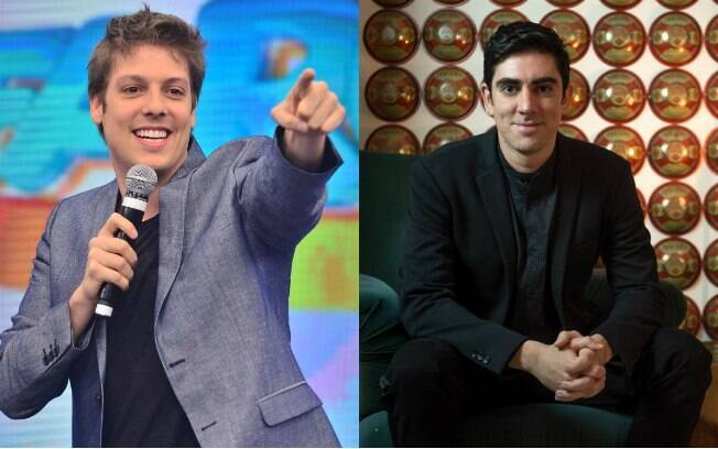 Fábio Porchat e Marcelo Adnet ganharam talk shows