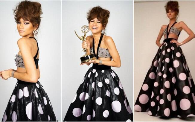 Zendaya no Emmy Awards 2020