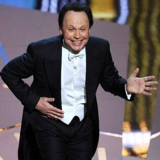 Billy Crystal no palco do Oscar 2012