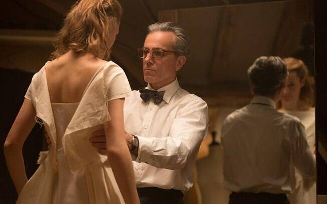 Daniel Day-Lewis se despede do cinema com romance sinistro
