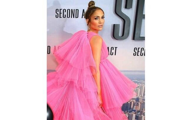 JLo X Giambattista Valli Paris