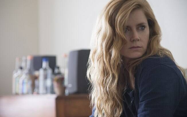 Amy Adams retorna a TV na série