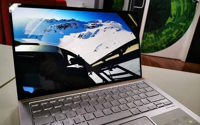 Review do Zenbook 14