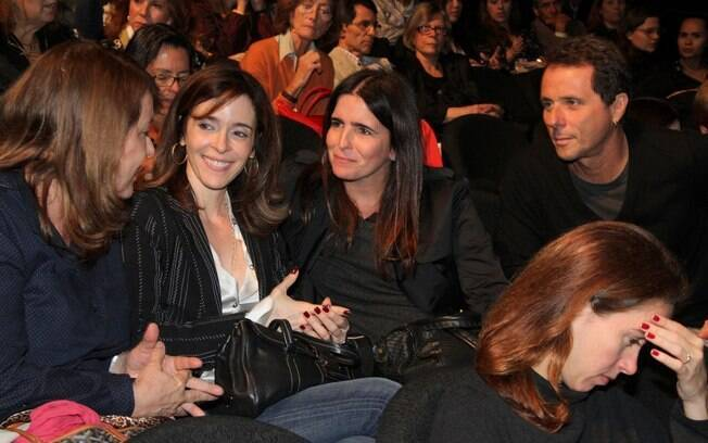Deborah Evelyn, Malu Mader e Tony Bellotto