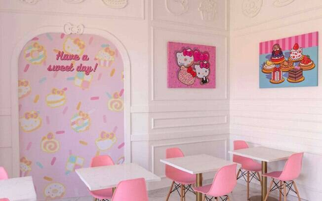 Hello Kitty Grand Cafe