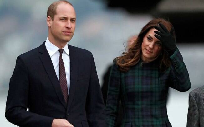 William e Kate Middleton