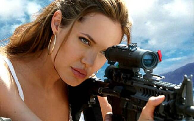 Angelina Jolie deu vida à Jane Smith em
