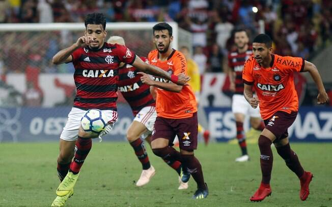 flamengo e athletico-pr