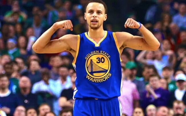 Stephen Curry, astro do Golden State Warriors