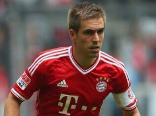Philipp Lahm, lateral do Bayern de Munique