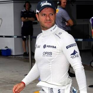 Rubens Barrichello, da Williams