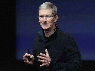 Tim Cook: CEO da Apple deve apresentar iPhone 5