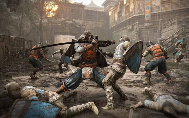 For Honor é o novo game da Ubisoft focado nos eSports