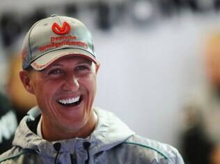 Michael Schumacher segue em estado crítico