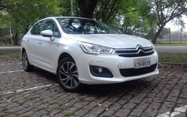 Citroën C4 Lounge THP Flex 2017