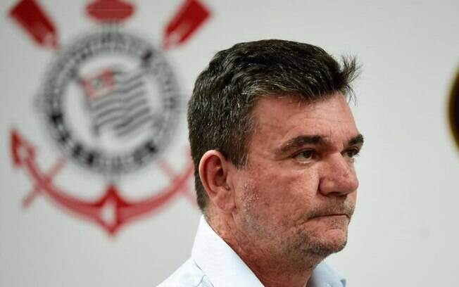Andrés Sanchez%2C presidente do Corinthians