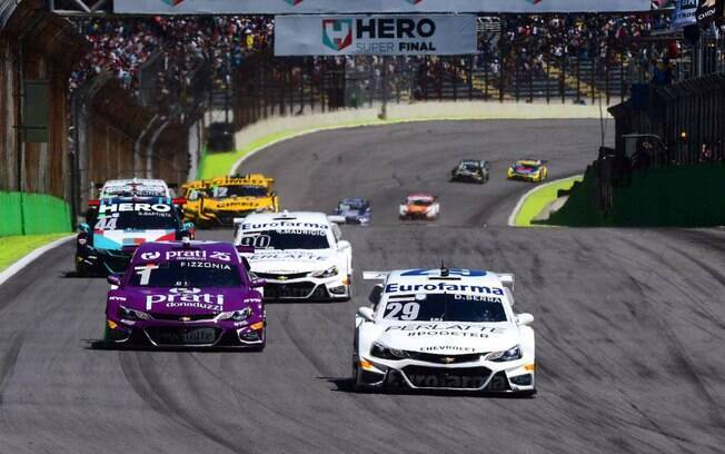 Stock Car em Interlagos