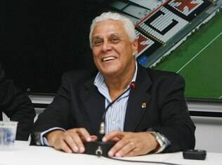 Roberto Dinamite, presidente do Vasco