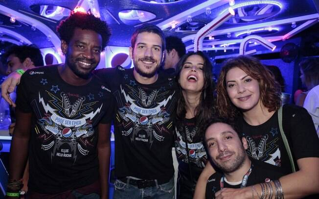 Famosos no Rock in Rio