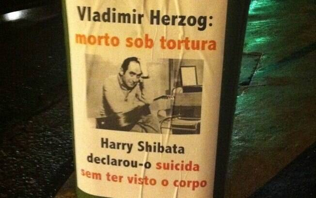 Médico Harry Shibata classificou como suicídio a morte do jornalista Vladimir Herzog, que foi assassinado em 1975