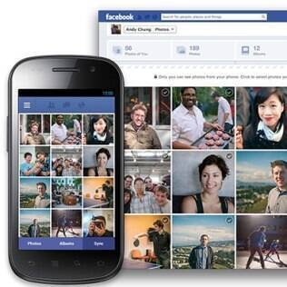 Novo recurso do Facebook permitirá sincronizar fotos do celular com rede social