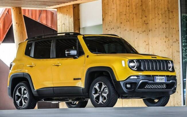 Novo Jeep Renegade Trailhawk