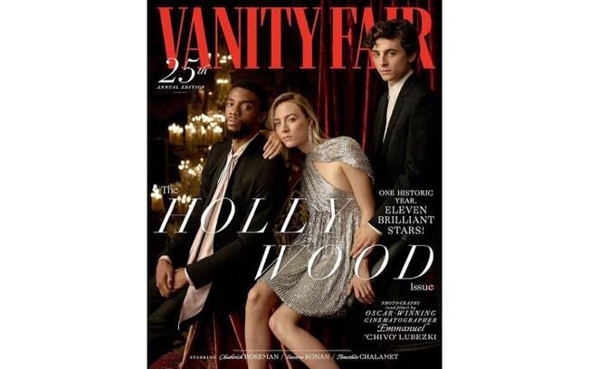 The 25th Vanity Fair Hollywood Issue