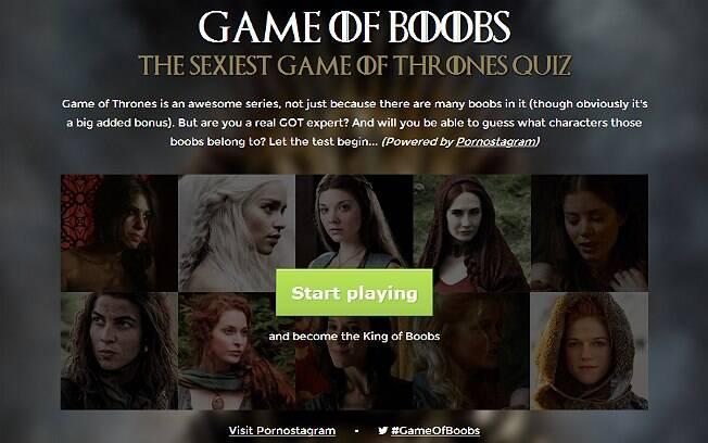 Game of Boobs