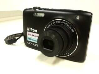 Nikon CoolPix S3100 custa RS 500