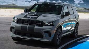 Dodge Durango SRT Hellcat torna-se o SUV mais potente do mundo
