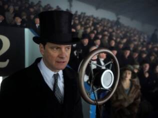 Rei George VI, vivido por Colin Firth: anti-semita?