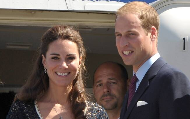 Kate Middleton e Prínciep William