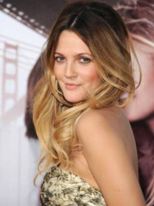 Drew Barrymore na onda do